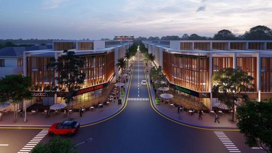 Khơi thông dòng sông Cổ Cò, khu đô thị mới Ngọc Dương Riverside tạo sóng bất động sản - Ảnh 5.