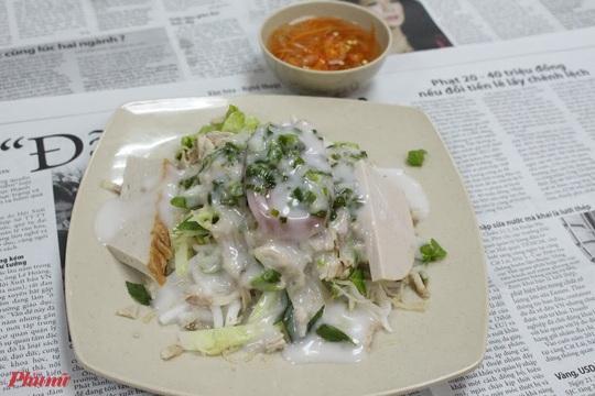 Những món ăn kèm nước cốt dừa lịm tim của người miền Tây ở TP HCM - Ảnh 6.