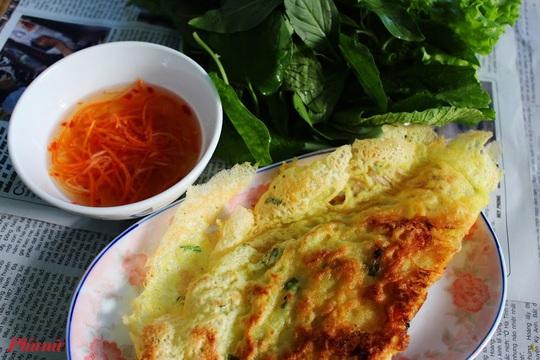 Những món ăn kèm nước cốt dừa lịm tim của người miền Tây ở TP HCM - Ảnh 9.