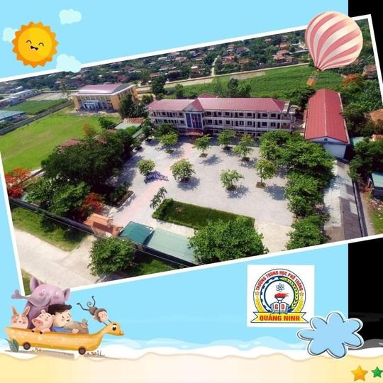 Bức tâm thư của hiệu trưởng gửi học trò vùng lũ Quảng Bình gây bão cộng đồng mạng - Ảnh 1.