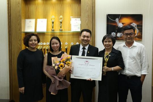 JNA Awards 2020: PNJ trở thành doanh nghiệp xuất sắc nhất châu Á - Thái Bình Dương - Ảnh 1.