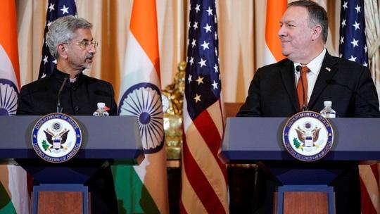 Mỹ - Ấn cùng thách thức Trung Quốc trên biển Đông - Ảnh 1.