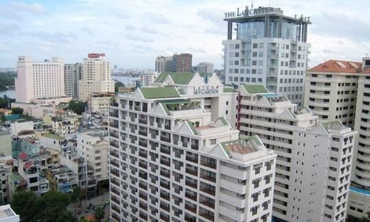 Giá thuê căn hộ dịch vụ xuống thấp nhất 5 năm - Ảnh 1.