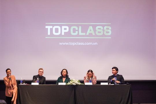 Ra mắt nền tảng giáo dục trực tuyến TopClass - Ảnh 1.