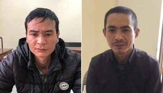 Sau khi sát hại nữ sinh Học viện Ngân hàng, 2 nghi phạm ra nghĩa trang sử dụng ma túy - Ảnh 1.