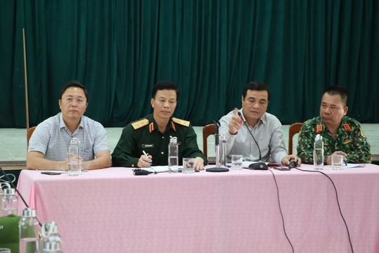 Sạt lở vùi lấp hơn 40 người ở Quảng Nam: Điều kỳ diệu, tìm được nhiều người vẫn còn sống - Ảnh 14.