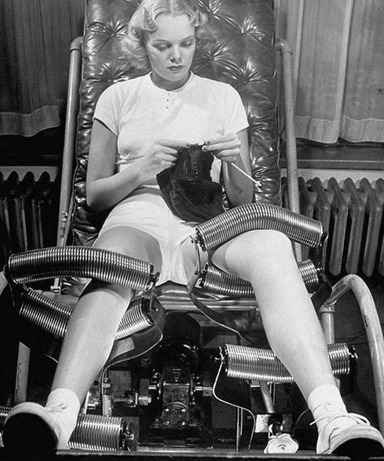Những cách làm đẹp độc lạ của phụ nữ ở thế kỷ trước - Ảnh 20.