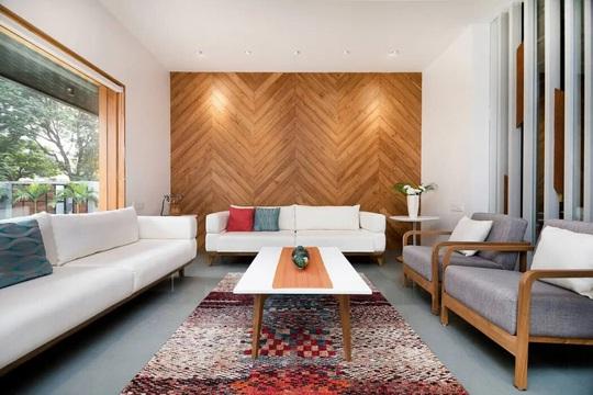 Biệt thự 2 tầng hiện đại, gọn ghẽ những không thiếu phần tinh tế - Ảnh 1.
