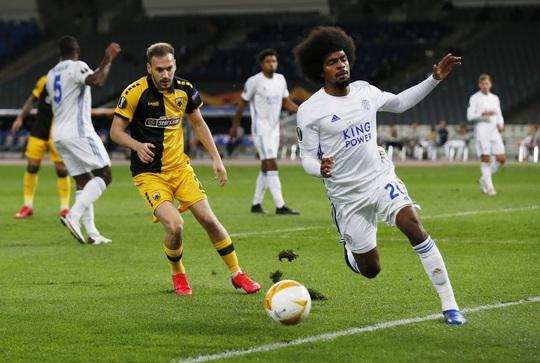 Leicester thắng dễ ở Hy Lạp, Arsenal đại phá láng giềng Dundalk - Ảnh 4.