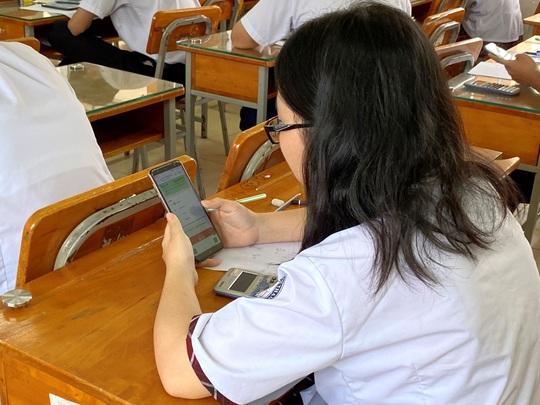 Kiểm tra đánh giá giữa kỳ trực tuyến trên hệ thống 789.vn - Ảnh 4.