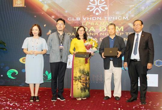 Ra mắt Câu lạc bộ Văn hóa Doanh nghiệp đầu tiên tại TPHCM - Ảnh 1.