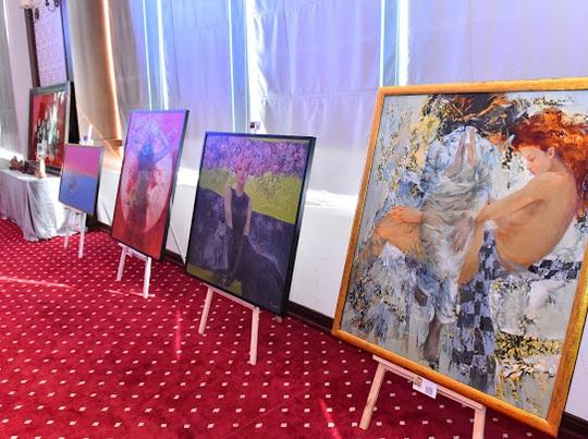 Chính thức ra mắt Sàn Giao dịch nghệ thuật Gallery The Art  - Ảnh 2.