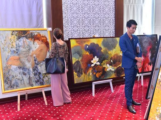 Chính thức ra mắt Sàn Giao dịch nghệ thuật Gallery The Art  - Ảnh 5.