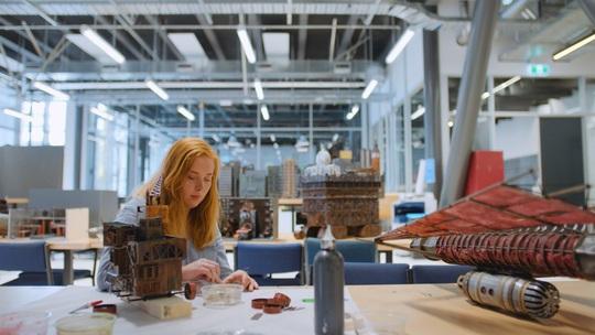 Ngành Thiết kế mỹ thuật số lên ngôi và cơ hội cho người trẻ tại New Zealand - Ảnh 1.