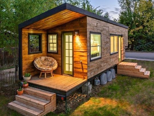 20 căn nhà siêu nhỏ ấn tượng trên thế giới - Ảnh 4.