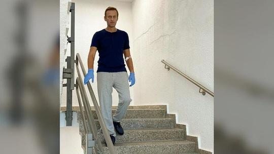 """Nga tuyên bố """"rắn"""" vụ chính khách Navalny bị đầu độc - Ảnh 2."""
