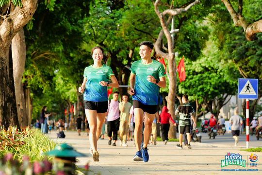 VPBank Hanoi Marathon ASEAN 2020: Hơn cả một giải thể thao! - Ảnh 1.