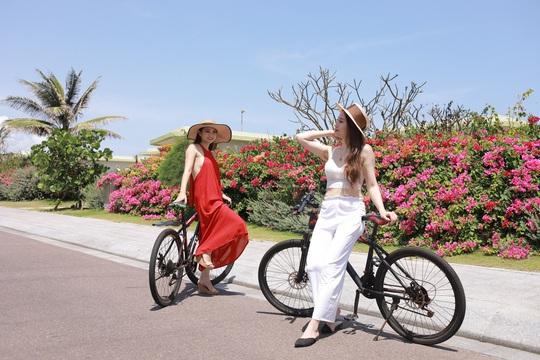 Du hí Quy Nhơn: Nhất định phải check-in con đường hoa ven biển vạn người mê - Ảnh 3.