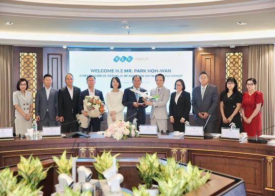 Đại sứ Hàn Quốc tại Việt Nam: Sẵn sàng là cầu nối giữa FLC và các đối tác Hàn Quốc - Ảnh 3.