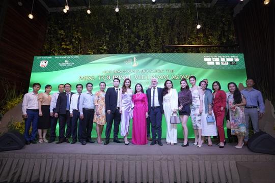 Miss Tourism Vietnam 2020 quảng bá Việt Nam điểm đến Di sản toàn cầu - Ảnh 3.
