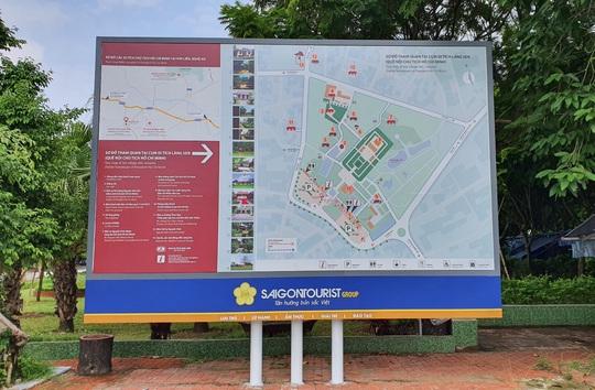 Saigontourist Group bàn giao bốn hạng mục đầu tư tài trợ tại khu di tích Kim Liên - Ảnh 3.