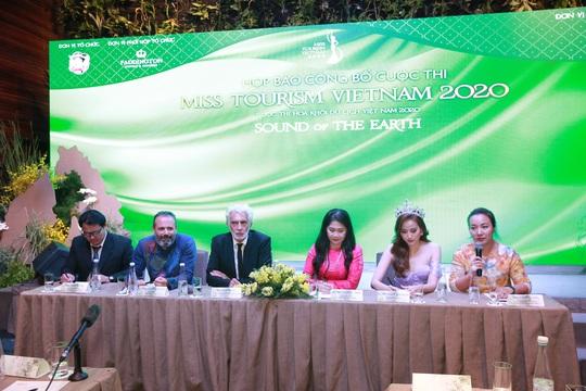 Miss Tourism Vietnam 2020 quảng bá Việt Nam điểm đến Di sản toàn cầu - Ảnh 1.