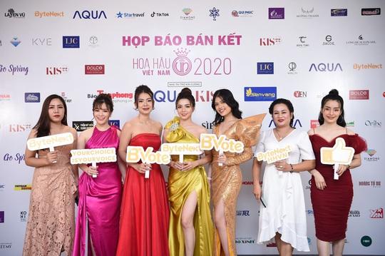 ByteNext cung cấp nền tảng bình chọn độc quyền cho Hoa Hậu Việt Nam 2020 - Ảnh 3.