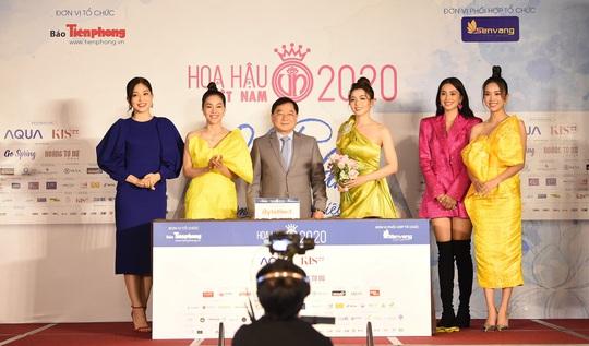 ByteNext cung cấp nền tảng bình chọn độc quyền cho Hoa Hậu Việt Nam 2020 - Ảnh 1.