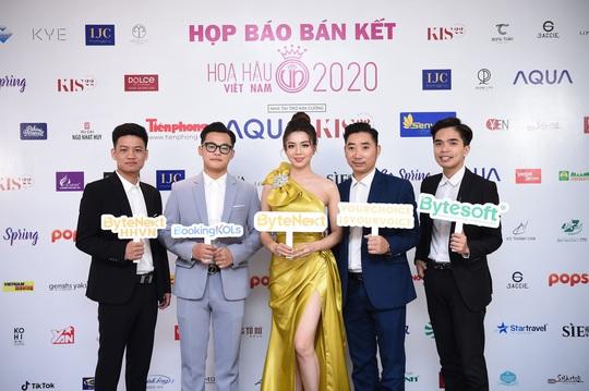 ByteNext cung cấp nền tảng bình chọn độc quyền cho Hoa Hậu Việt Nam 2020 - Ảnh 2.