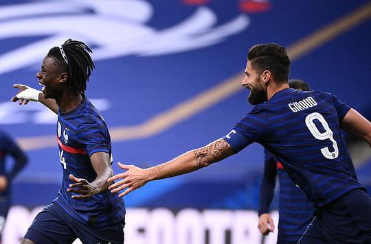 Sao trẻ và lão tướng tỏa sáng, Pháp mở đai tiệc bàn thắng ở Stade de France - Ảnh 2.