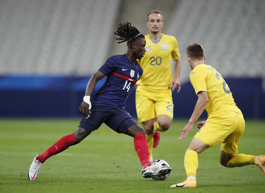 Sao trẻ và lão tướng tỏa sáng, Pháp mở đai tiệc bàn thắng ở Stade de France - Ảnh 3.