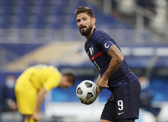 Sao trẻ và lão tướng tỏa sáng, Pháp mở đai tiệc bàn thắng ở Stade de France - Ảnh 4.