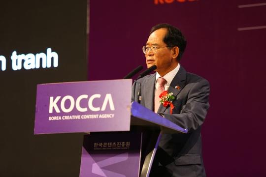 Khai trương Văn phòng đại diện KOCCA tại Việt Nam - Ảnh 4.