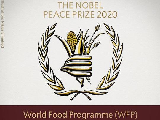 Bất ngờ về chủ nhân của giải Nobel Hòa bình 2020 - Ảnh 1.