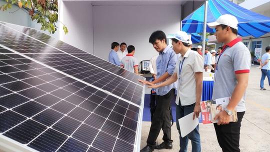 Điện mặt trời mái nhà phát triển mạnh mẽ tại phía Nam - Ảnh 2.