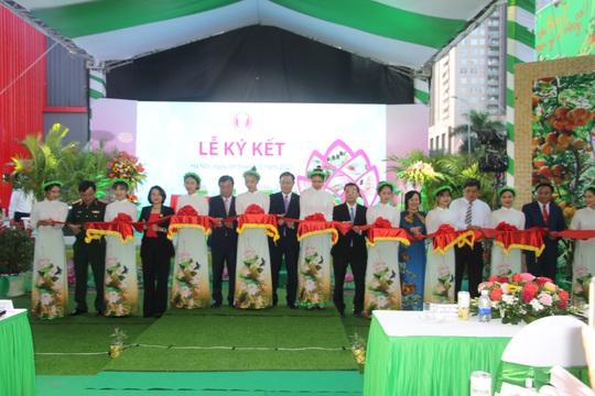 Lãnh đạo Đồng Tháp mang đặc sản tỉnh nhà giới thiệu người tiêu dùng Thủ đô - Ảnh 15.