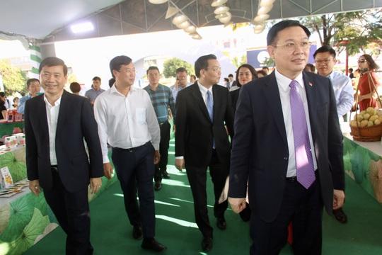 Lãnh đạo Đồng Tháp mang đặc sản tỉnh nhà giới thiệu người tiêu dùng Thủ đô - Ảnh 29.