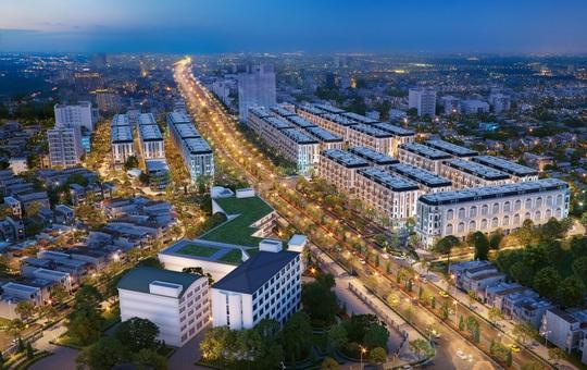 Sức hút của thị trường bất động sản phía Tây Hà Nội - Ảnh 2.
