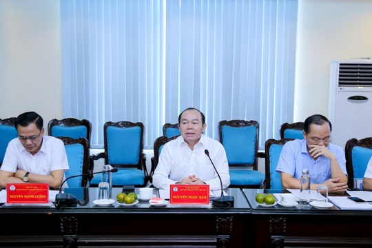 Liên minh Hợp tác xã Việt Nam và Saigon Co.op hợp tác phát triển - Ảnh 1.