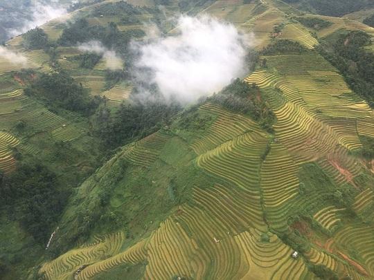 Mù Cang Chải sắp có tour ngắm cảnh từ trực thăng - Ảnh 1.