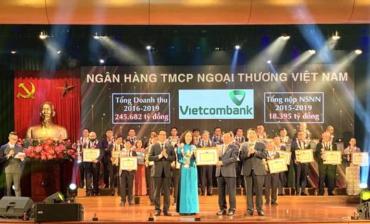 Vietcombank - ngân hàng nộp thuế lớn nhất Việt Nam - Ảnh 1.