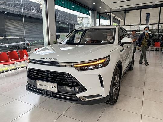 Ôtô Trung Quốc giảm thêm gần cả trăm triệu đồng/xe - Ảnh 1.