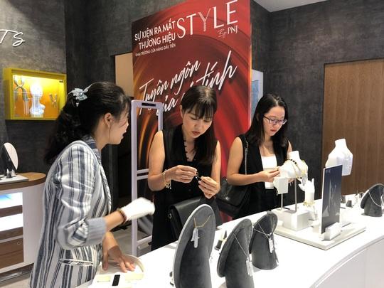Thể hiện cá tính với trang sức Style by PNJ - Ảnh 1.