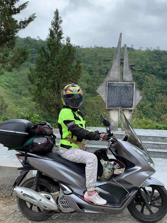 Nữ phượt thủ U60 đặt chân đến 62 tỉnh - thành, leo 26km núi đầy ngoạn mục - Ảnh 8.