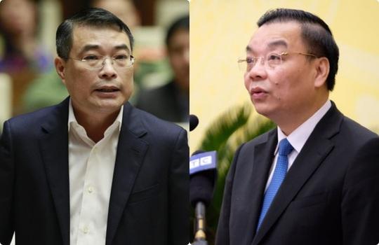 Quốc hội sẽ phê chuẩn miễn nhiệm Bộ trưởng Chu Ngọc Anh và Thống đốc Lê Minh Hưng - Ảnh 1.