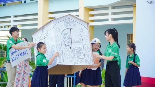 Dự án phân loại rác tại nguồn được hưởng ứng tại trường Tiểu học Long Sơn, tỉnh Bà Rịa-Vũng Tàu - Ảnh 2.