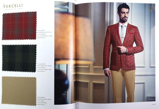 8 điểm nổi bật của vải Vercelli so với các thương hiệu khác - Ảnh 4.