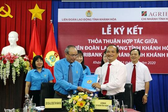 Khánh Hòa: Tạo thuận lợi trong thu, chi tài chính Công đoàn - Ảnh 1.