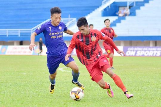 VCK hạng Nhì Quốc gia – On Sports 2020: Màn tranh tài khó đoán giữa Phú Thọ - CAND - Ảnh 1.