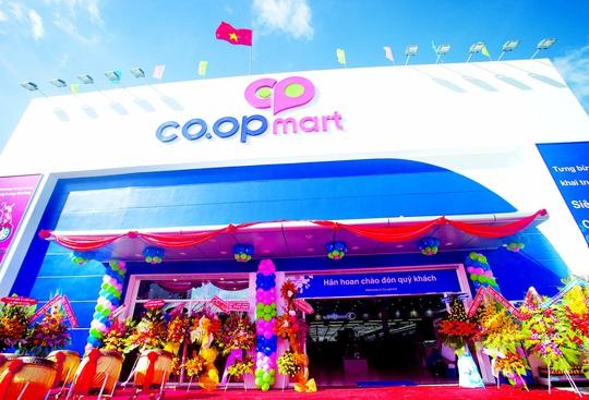 Co.opmart - lựa chọn hàng đầu của người tiêu dùng Việt Nam - Ảnh 1.